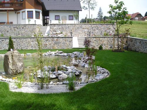 Gartengestaltung Rls